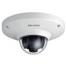 Camera 360° cho góc quan sát toàn diện phù hợp với những dự án cho ngân hàng , siêu thị , bệnh viện ..... Kbvision model KH-FN0504