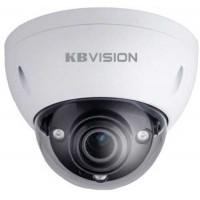 Camera IP 8MP dạng trụ hồng ngoại 50m Kbvision model KH-N8004iM