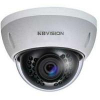 Camera IP 4MP dạng dome hồng ngoại 50m Kbvision model KHA-2040DA