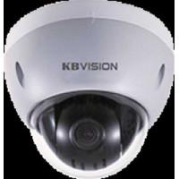 Camera PTZ mini thiết kế nhỏ gọn phù hợp những yêu cầu quan sát trong ngân hàng , trường học.. Kbvision model KHA-7020DP