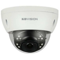 Camera IP 2MP dạng dome hồng ngoại 30m Kbvision KR-DN20iLD