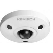 Camera 360° cho góc quan sát toàn diện phù hợp với những dự án cho ngân hàng , siêu thị , bệnh viện ..... Kbvision model KR-FN12LD