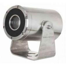 Camera chống ăn mòn chuyên dụng vỏ được thiết kế với thép không gỉ 316L chống ăn mòn tối đa , phù hợp với nhiều môi trường khắc nghiệt Kbvision model KRA-IP91A