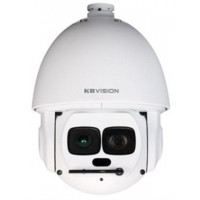 Camera Quay quét PTZ Led Lazer 2.0Mp ( Chức Năng Theo Dõi Thông Minh) KBVision KX-2408IRSN