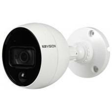 Camera Hd Camera Cvi Pir Tích Hợp Báo Động Cảm Biến Hồng Ngoại 3.0 - 5.0Mp hiệu Kbvision KX-5003C.PIR