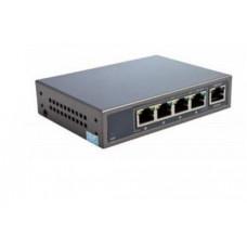 Bộ chia mạng cấp nguồn POE KBVISION KX-SW04IP1