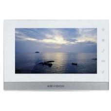 Màn hình cảm ứng TFT LCD 7inch, Tích hợp 5 nút nhấn cảm ứng. Kbvision KX-VDP01HN