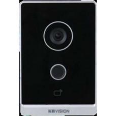 Camera 2.0MP, góc nhìn rộng 125 độ. Luồn chính: 720P, Luồng phụ: 1080P Kbvision KX-VDP02GWN