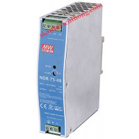 Bộ Nguồn Mean Well DC48-55V Output  Industrial Power Supply NDR-75-48