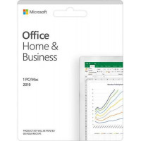 Phần mềm Office Home and Business 2019 English APAC EM Medialess