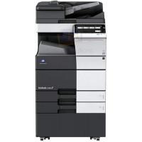 Máy Photocopy đa năng màu kỹ thuật số (Photocopy màu/in màu/ scan màu/ internet fax.  Konica Minolta Bizhub C458