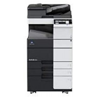 Máy Photocopy đa năng màu kỹ thuật số (Photocopy màu/in màu/ scan màu/ internet fax.  Konica Minolta Bizhub C558