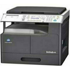 Máy Photocopy Konica Bizhub 206 + DF625 + AD509 + PF507