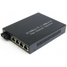 Bộ chuyển quang 1x1000M 1550nm DFB SM 100Km SC Wintop YT-8110GSA-11-100-AS
