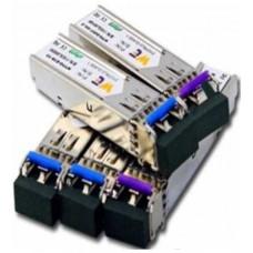 Module quang QSFP+ LX4 1270~1330nm LC 150m on MMF Wintop YT-QSFP+-LX