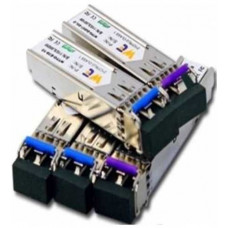 Module quang 10G SFP+ SMF 1270/1330NM LC 20KM with DDM Wintop YT-SFP+-BU-20LD