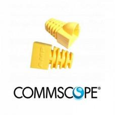 Bọc cao su đầu mạng AMP Boot Yellow 272354-6