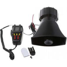 Bộ Còi hú gồm có OS-LAM-110 với relay và còi hú hiệu Onsky model OS-Siren-130K