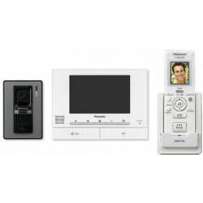 Chuông cửa có màn hình màu Panasonic VL-SV74VN-S (màu bạc) + VL-SV74VN-W (màu trắng)