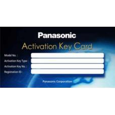 Activation Key kích hoạt quản lý tối đa 100 máy nhánh IP Panasonic KX-NSM010W