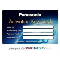 Key kích hoạt 1-ChanneI SIP Extension KX-NSXS001W