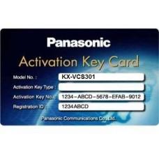 Bản quyền kích hoạt phần mềm ACTIVATION KEY SHEET(1PC) Panasonic KX-VCZ501
