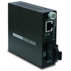 Bộ chuyển đổi quang điện hiệu Planet Gigabit Ethernet Media Converter FST-802S50