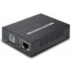 Bộ chuyển đổi tín hiệu mạng sang cáp điện thoại 2 dây hiệu Planet Ethernet Over VDSL2 Converter , Router VC-231
