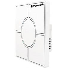 Điều khiển tắt mở 2 thiết bị điện thông minh Puratech , PRA-550Z