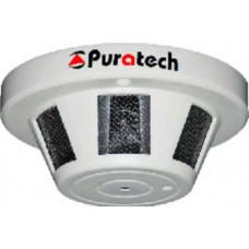 Camera IP 2.0 Megapixel - dạng báo khói, nhạy sáng Puratech PRC-154IPW 2.0
