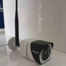 Camera IP Luôn có màu, 5.0 M , 4 Led vàng tự điều tiết, khe cắm thẻ nhớ, wifi Puratech PRC-208IPvsw 5.0