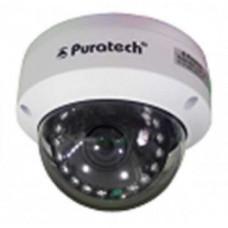 Camera IP 8.0 Megapixe - 13 Led F5, nhạy sáng Puratech PRC-235IP 8.0