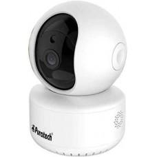 Camera IP Chỉ hỗ trợ wif`i, 3M H.265X, xoay theo chuyển động, lưu thẻ max 128GB Puratech PRC-325Tw 3.0