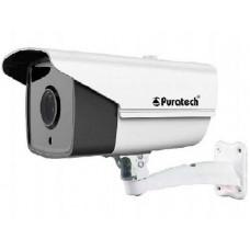 Camera IP Luôn có màu, 5.0 M , 6 Led vàng tự điều tiết, IP66, khe thẻ nhớ, wifi Puratech PRC-415IPvsw 5.0