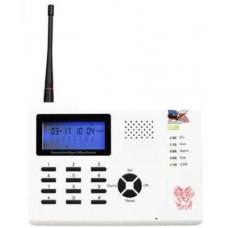 Báo Trộm Thông Minh 16 Vùng (16 Wireless Zones, 4 Wire Zones) hiệu GSK GSK-899(GSM)
