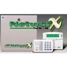 Bộ Trung Tâm Báo Động/ Báo Cháy Networx hiệu NETWORX NX-16