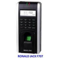 Máy kiểm soát cửa bằng vân tay Ronald Jack F707