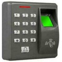 Máy kiểm soát cửa bằng vân tay & thẻ RONALD JACK X7