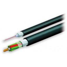 Cáp sợi quang , Outdoor , Multi mode , OM3 , ống đệm lỏng , bọc thép , L/D Rogenberger 98A081S3-004