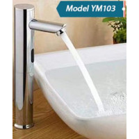 Vòi cảm ứng lavabo SMARTLIVING model YM-103