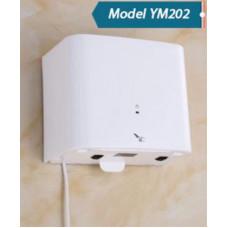 Van cảm ứng tiểu nam âm tường SMARTLIVING model YM-302