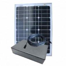 Bộ Lưu Điện Năng Lượng Mặt Trời Cho 1 Camera Solar CL-SL80W