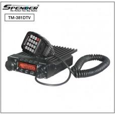 Bộ đàm cho ngành vận tải Spender TM-381DTV