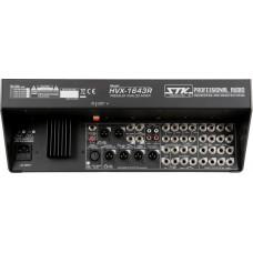 Mixer 16 đường có USB hiệu STK HVX-1643R