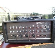 Tăng âm mixer mono 150w hiệu STK VM-4FX