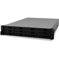 Ổ cứng mạng NAS dạng rack Synology 12 ổ đĩa RS3618xs