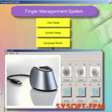 Phần mềm quản lý vân tay sử dụng với SYW95A hiệu Syris model SYSOFT-FPM