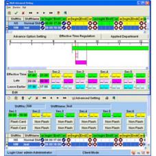 Phần mềm chấm công Syris model SYSOFT-TAM