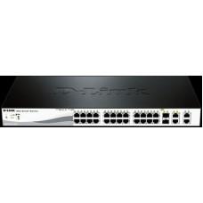 Bộ chia mạng cấp nguồn POE D-Link DES-1210-28P