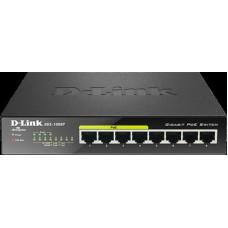 Bộ chia mạng cấp nguồn POE D-LINK DGS-1008P
